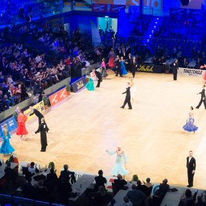 The new WDSF GrandSlam final round format