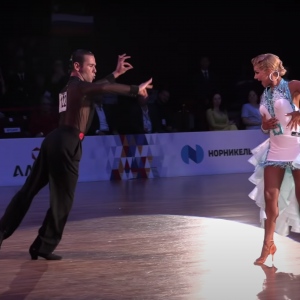 VIDEO: Russian National Championship Latin 2020